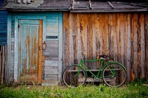green-bike