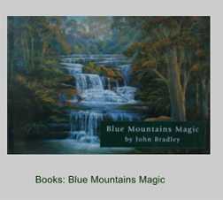 Blue mountains magic