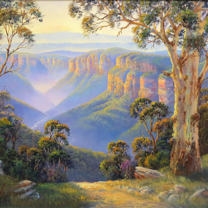 Grose Valley - Blue Mountains copy
