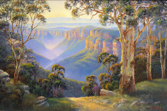 Grose Valley – Blue Mountains