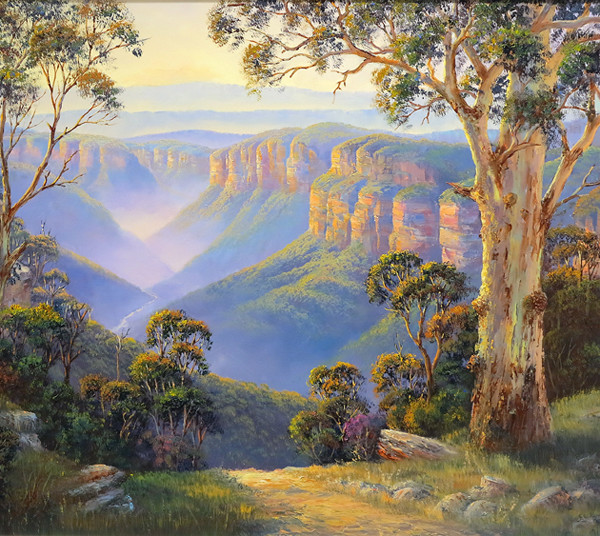 Grose Valley – Blue Mountains copy