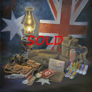 Lest We Forget sold 2