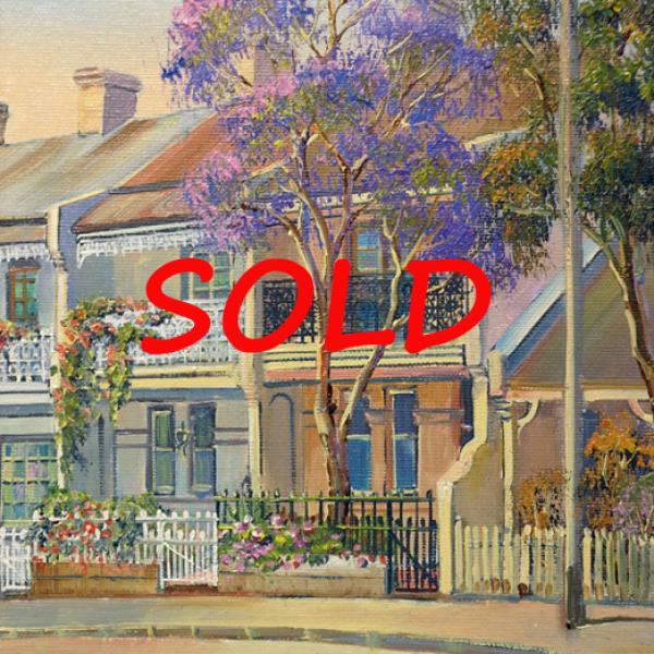 Paddington Terraces sold